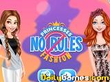 Princesses no rules fashion